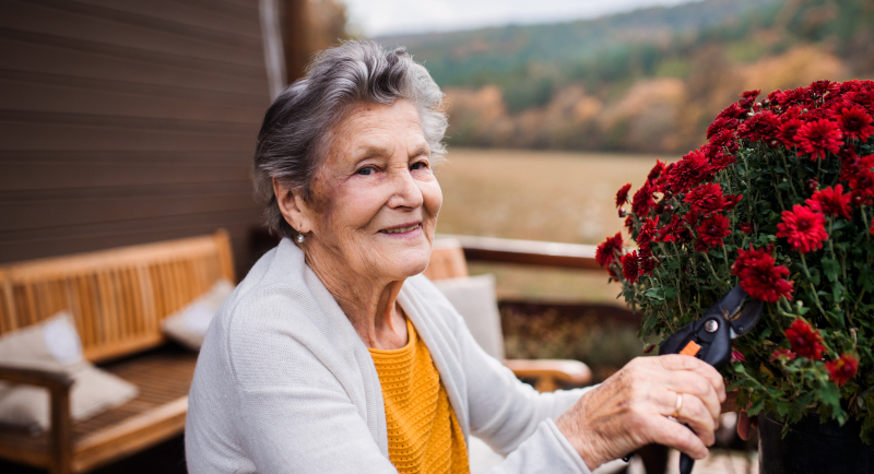 At Home Fall Prevention Checklist for Seniors